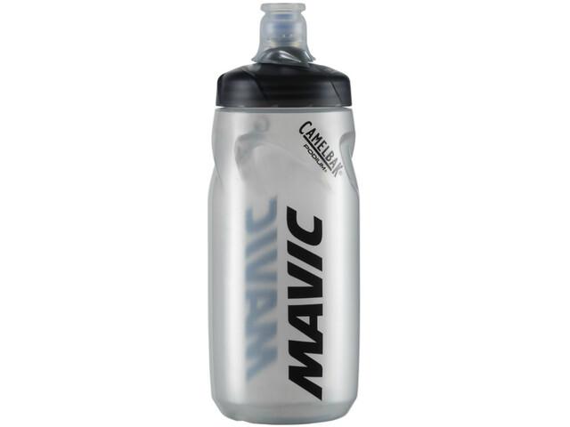 Mavic H2O Bottle 600ml, black/white (2019) | Bottles